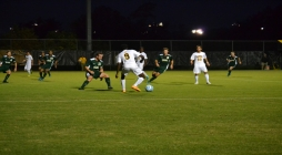 Men's Soccer Falls to William and Mary in OT