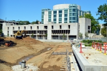 Better or worse: has recent construction hindered campus life?