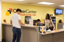 Why every student should visit the career center