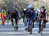 UMBC cycling officers pedal to top five finishes