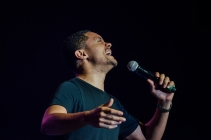 Trevor Noah is A Homecoming Hit