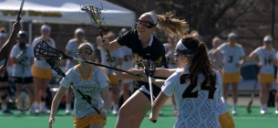 After slow start, women's lacrosse turns February around