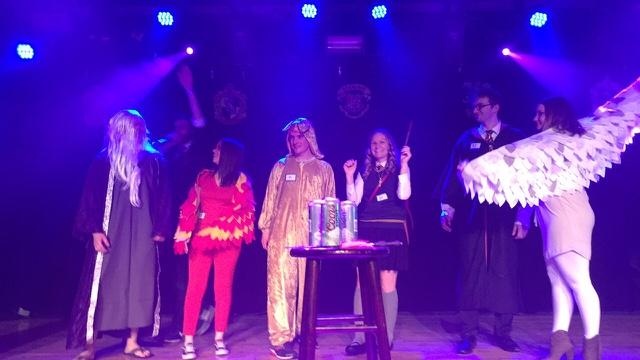 PotterCon Baltimore: You're a wizard, hon!