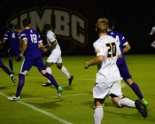 Men's soccer redeems in impressive conference bout