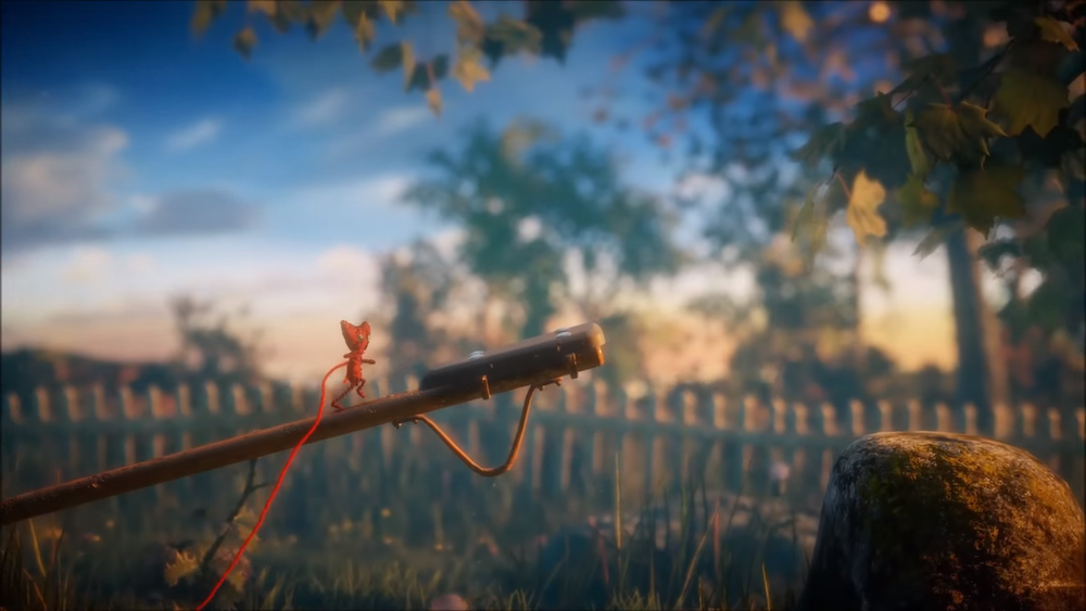 A game to tug on your heartstrings