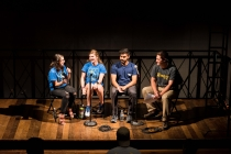 Service panel highlights student and alumni experiences