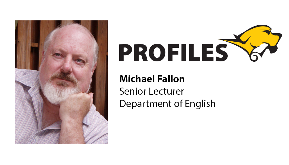 Michael Fallon looks back on success, failure and the intimacy of telling stories