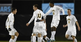 The Retrievers received the most national attention to date when mens soccer team appeared in the schools first and only final four appearance.