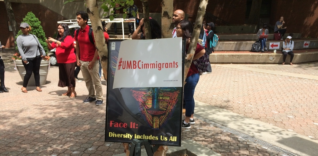 UMBC holds celebration in honor of May Day