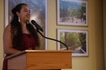 Mosaic Center's PAWTalks series begins with a powerful story of immigration