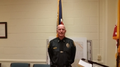 Deputy Chief Dillon discusses his role on campus
