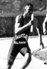 UMBC has fielded superior athletes in its short existence, including Track & Field star David Bobb one of UMBC's most decorated athletes.